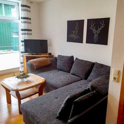 Vermietung | 60m² | 4-6 Personen | Monteurwohnung Fredenbeck