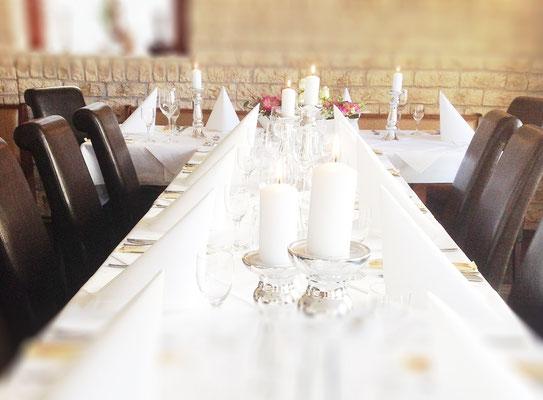 Das Marc Restaurant Burgau - internationale kulinarische Spezialitäten - feiern in Burgau und Umgebung