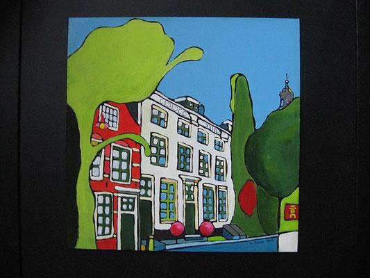 opdracht huis Middelburg