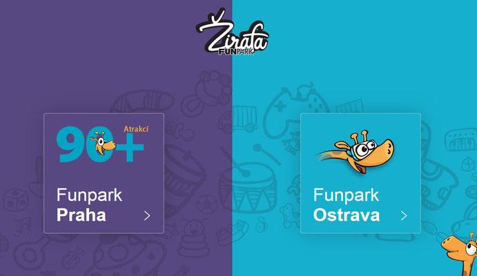 Funpark Giraffe