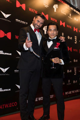 WE ARE THE WORLD Gala 2020 // Photo by Juergen Biniasch // Sponsored by Donatella Whisky