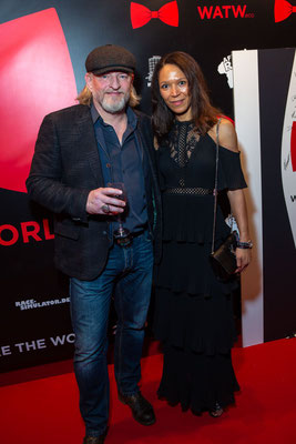 WE ARE THE WORLD Gala 2020 // Photo by Alex Bley // Sponsored by Donatella Whisky