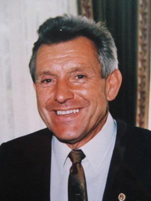 Unternehmensgründer Oswin Schmitt