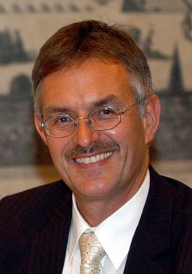 Geschäftsführer Albrecht Schmitt