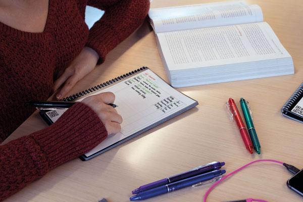das ideale Hilfsmittel zum Lernen