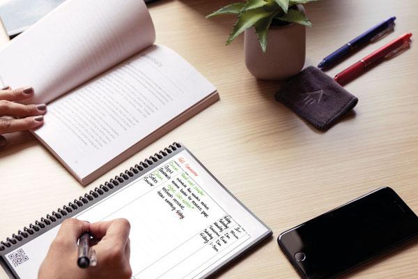 praktisch für Hausaufgaben, Zusammenfassungen und Notizen