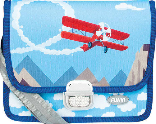 Funke Kindergartentasche Airplane