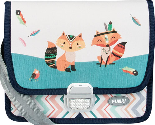 Funke Kindergartentasche Indian Foxes