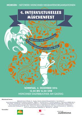 Münchner Märchenfest im Gasteig München tümata