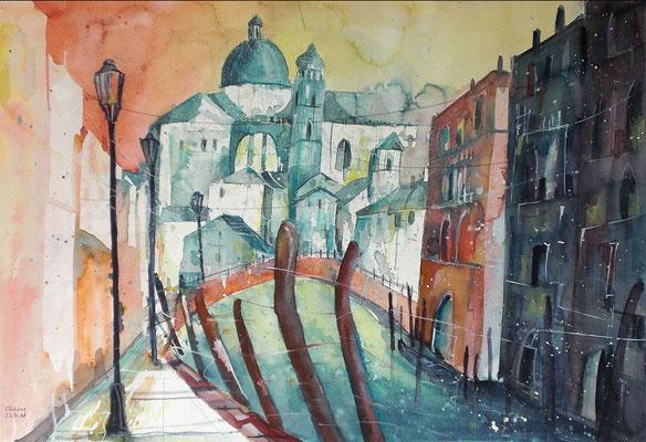 Rio degli Ognissanti  36 x 51