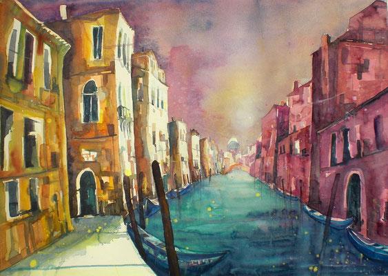 Venezia San Mori  56 x 76
