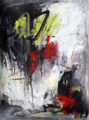 Love Trance   42 x 56 cm