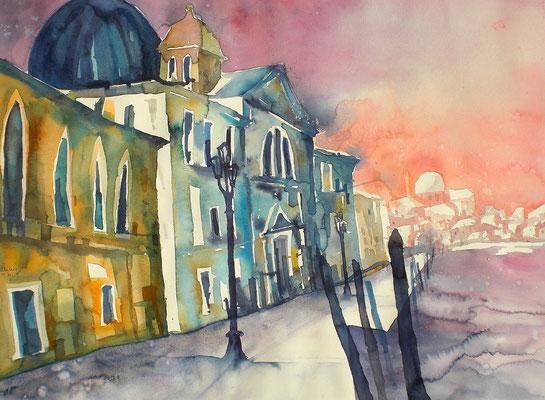 Venedig Zitelle   56 x 76