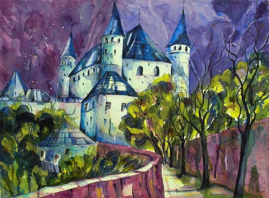Schloss Thun  46 x 61