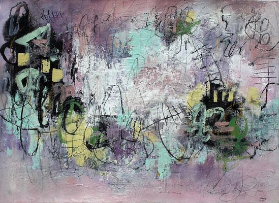 Dreaming of wonder  56 x 76 cm