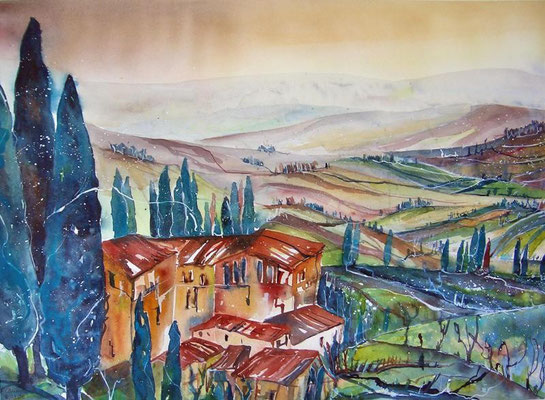 Toskana  56 x 76