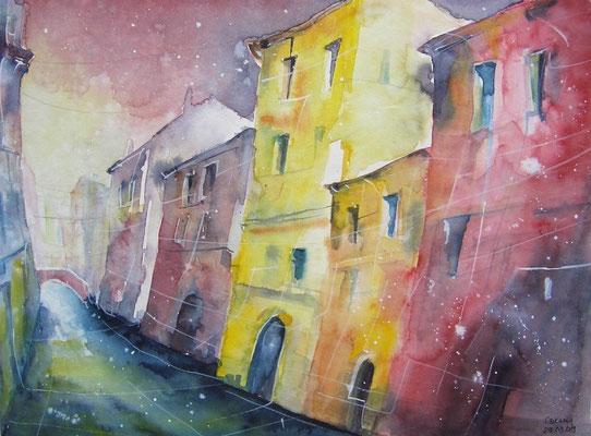 Aquarell Venedig 2