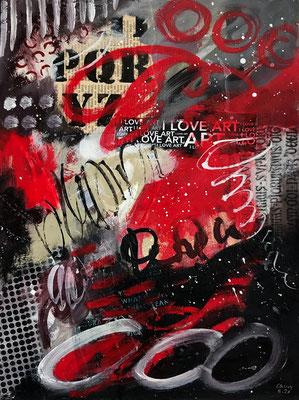 052_red excitement_01_35x50cm