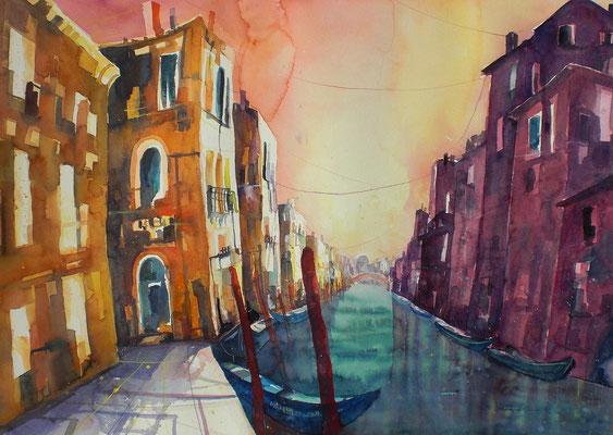 Venedig San Mori  56 x 76