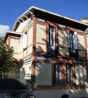 Rue Godolin (angle Perbosc)