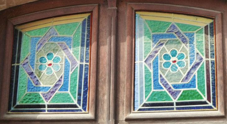 Rue de la Balance 17, Louis et Gabriel Gesta ont habité la maison vers 1895-1905