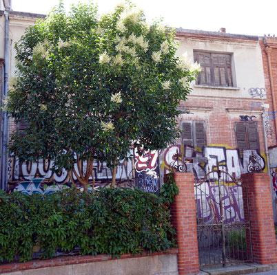 Autre maison fermée rue des Chalets