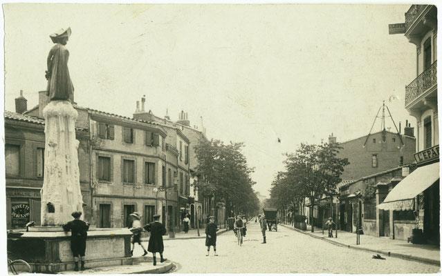 Enfants rue de la Concorde