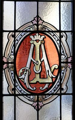 Rue Claire Pauilhac, initiales du ou des premiers propriétaires