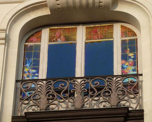 Verrière bd de Strasbourg, quartier Chalets Toulouse