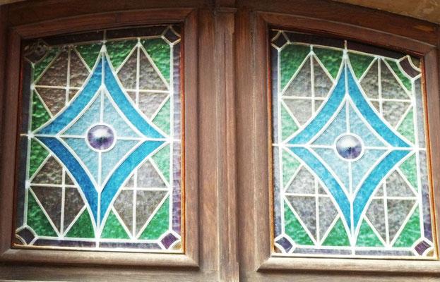 Rue de la Balance 17bis, Louis et Gabriel Gesta ont habité la maison vers 1895-1905