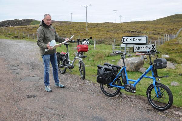 Near Ullapool, Schottland. Foto: Andreas Sieveking