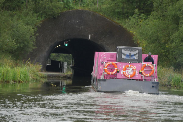 Falkirk Kanal, Foto: Kai Czechau