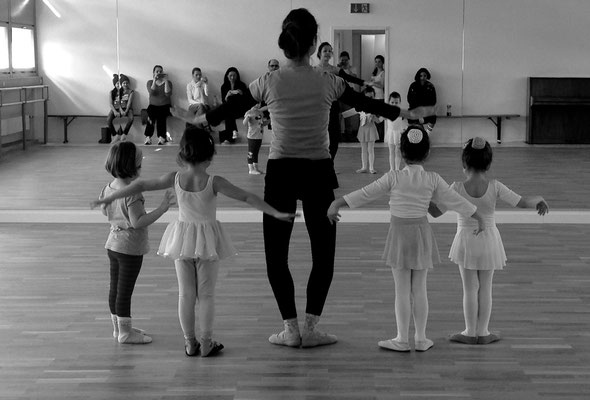 Kinder-Ballett mit Carolina