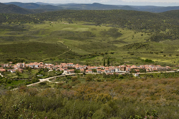 Solana - gelegen tussen Berzocana en Cabanas del Castillo