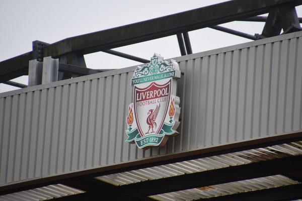 Het wapenschild van Liverpool