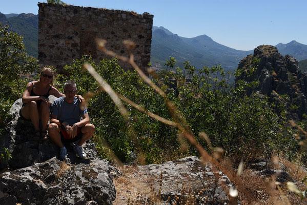 Foto van het castillo