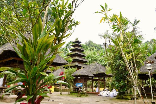 Pura Batukaru (pura = tempel)