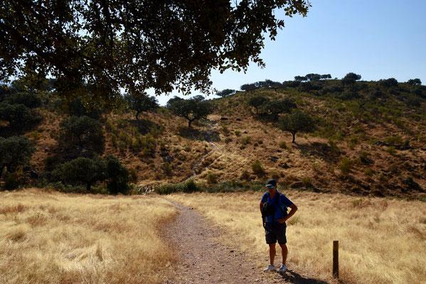 De wandeling naar de mirador  'De la Tajadilla'