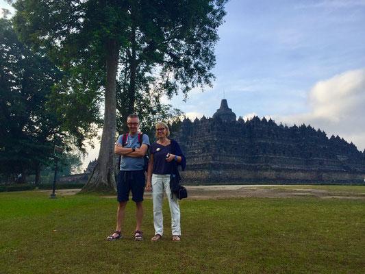 Borobudur in al zijn pracht