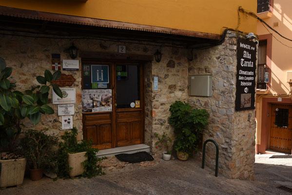 Onze hostal 'Alba Taruta'