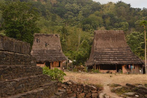 Oorspronkelijke woning in de buurt van Moni