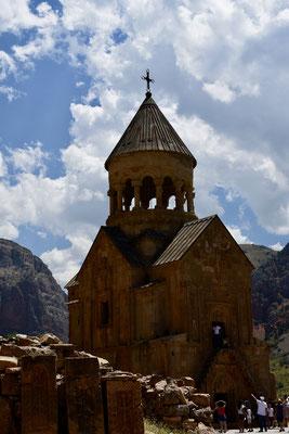 De kerk/klooster van Johannes de Doper