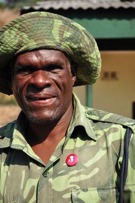 De 'zwartsten duts ' van Malawi.