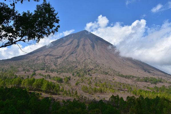Inerie vulkaan