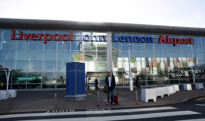 Toegang tot de John Lennon Airport