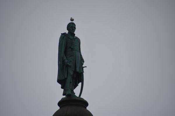 Standbeeld van Wellington