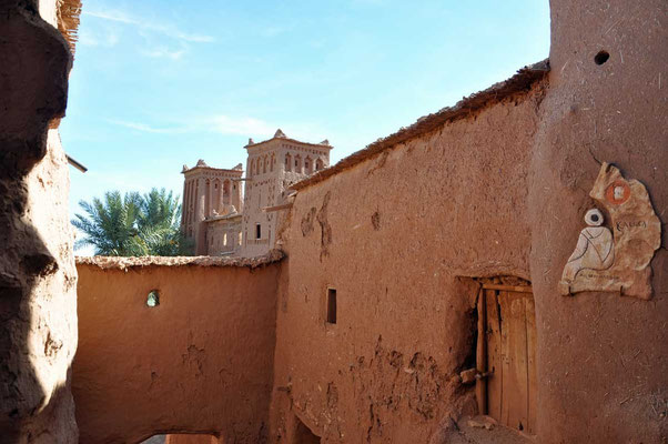 De kasbah (ksar) van Aït ben Haddou
