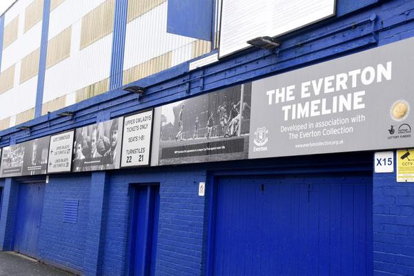 Everton timeline met alle hoogtepunten uit de clubgeschiedenis