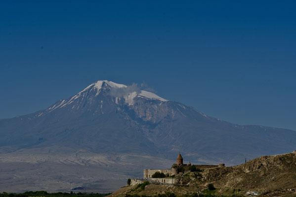 Khor Virap: het meest gefotografeerde plaatsje in Armenië