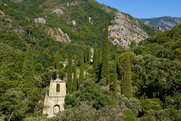 Monasterio del Desierto de San José de las Batuecas.